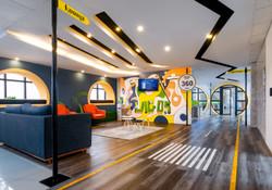 Kobo 360 office renovation