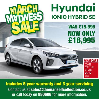 Mansell Hyundai Online Advertising