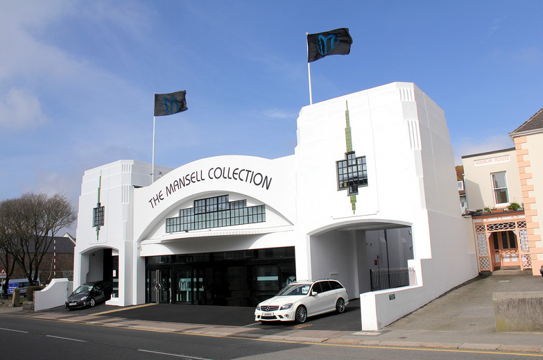 The Mansell Collection Branding