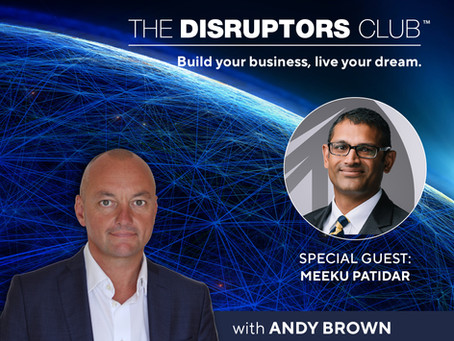 Podcast: Disrupting the Financial Advice Space
