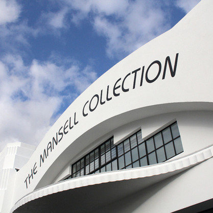 The Mansell Collection Signage