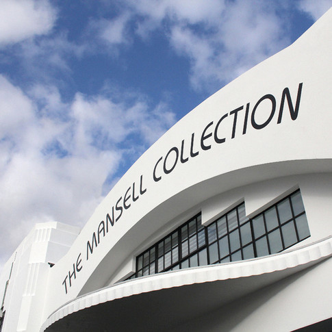 The Mansell Collection Signage.JPG