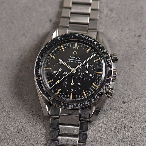 1967 Omega Speedmaster Professional ref: 105.012-66 CB NAAFI