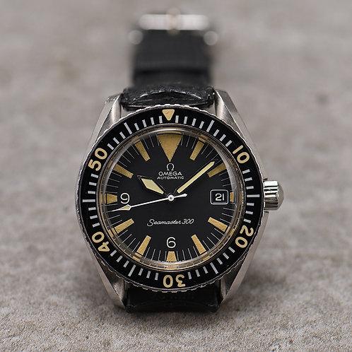 1969 Omega Seamaster 300 166024-67 SC