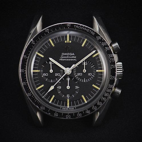 1967 Omega Speedmaster ref: 105.012-66 CB.