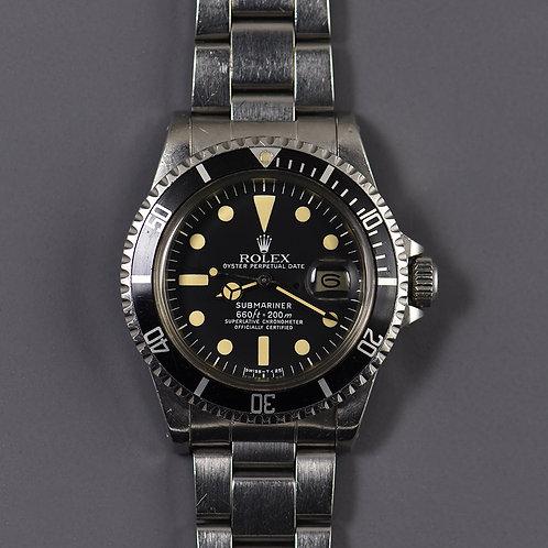 1979 Rolex Submariner 1680 MKI Dial.