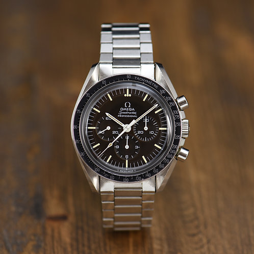1970 Omega Speedmaster Professional 145.022-69 Tropical Dial