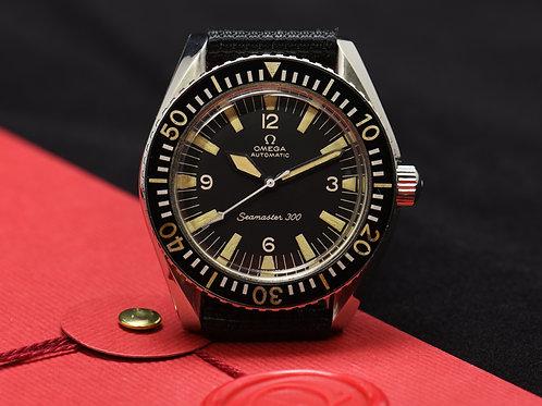 1969 Omega Seamaster 300 ref: 165.024.