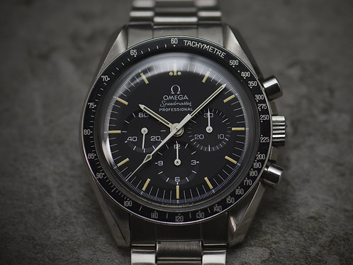 1976 Omega Speedmaster Professional Ref: 145.022-74 Full Set. [