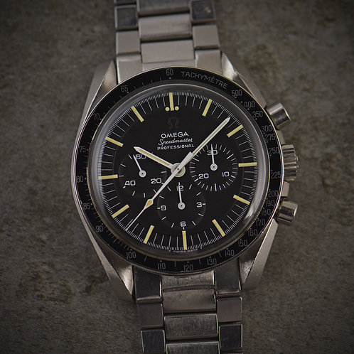 "1969 Omega Speedmaster ""Transitional"" Ref: 145.022-68 ST."
