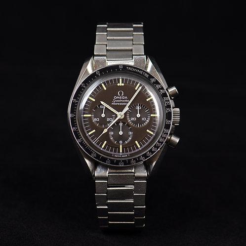 1970 Omega Speedmaster ref: 145.022-69 ST. Chocolate Brown Dial.