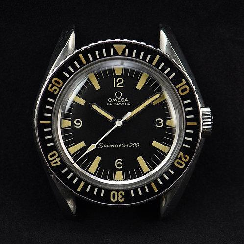 1966 Omega Seamaster 300 ref: 165.024