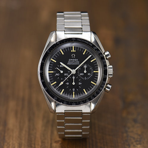 1967 Omega Speedmaster Professional ref: 105.012-66