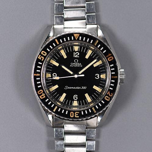 1966 Omega Seamaster 300 165.024-64