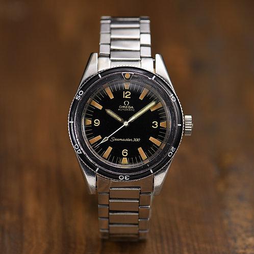 1964 Omega Seamaster 300 165.014-63