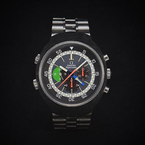1971 Omega Flightmaster ref: 145.013. Flawless Dial.
