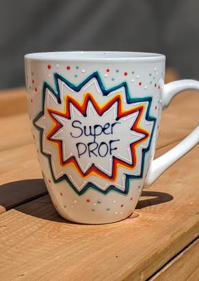 Super Prof - Super Héros