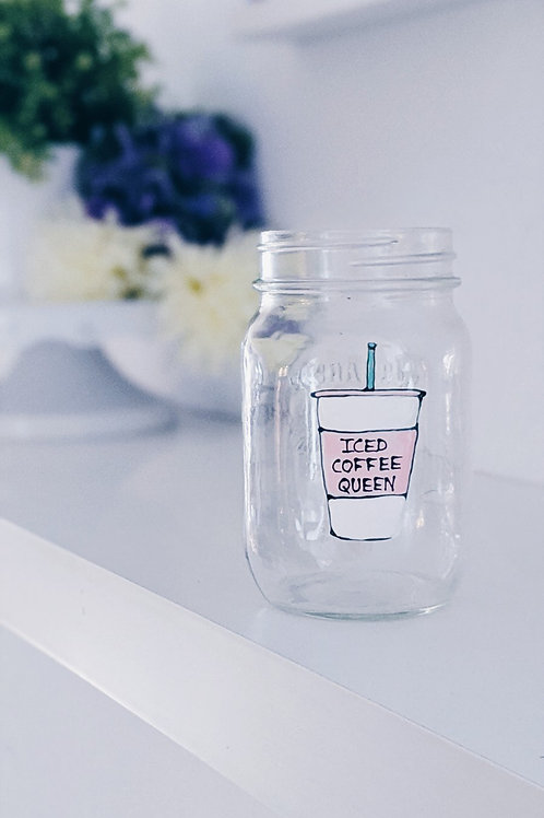 ICED COFFEE QUEEN Lagosseline