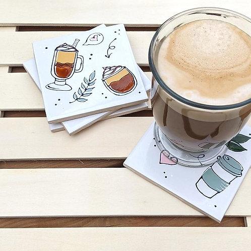 Sous-verres - Café