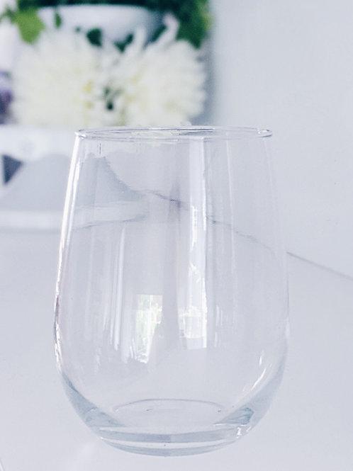 Verre à vin à personnaliser