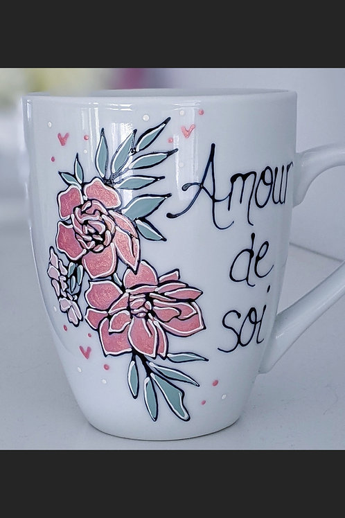 """Tasse """"Amour de soi"""""""