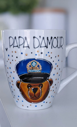 Ours policier