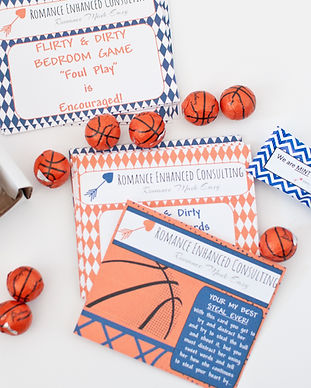 Flirty & Dirty Basketball gift 7