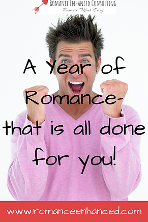 A Year Of Romantic Gifts sent to your door all year long