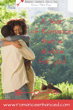 Year Of Romance That Is All Done For You By a Romace Coach!