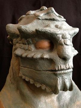 Sculpted by Mel Milanovic