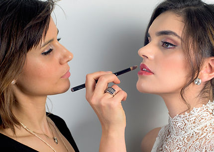 Mel Milanovic, makeup artist special effects makeup, beauty, wedding, film, formal, bridal makeup
