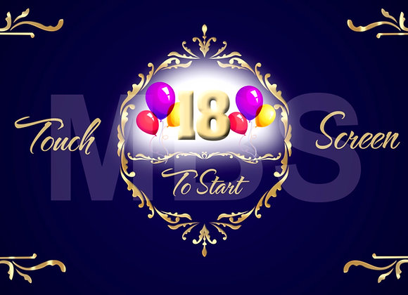 18 Celebration