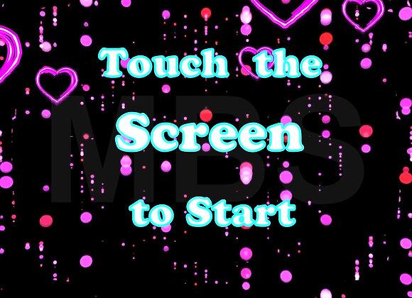 Indigo Start Screen