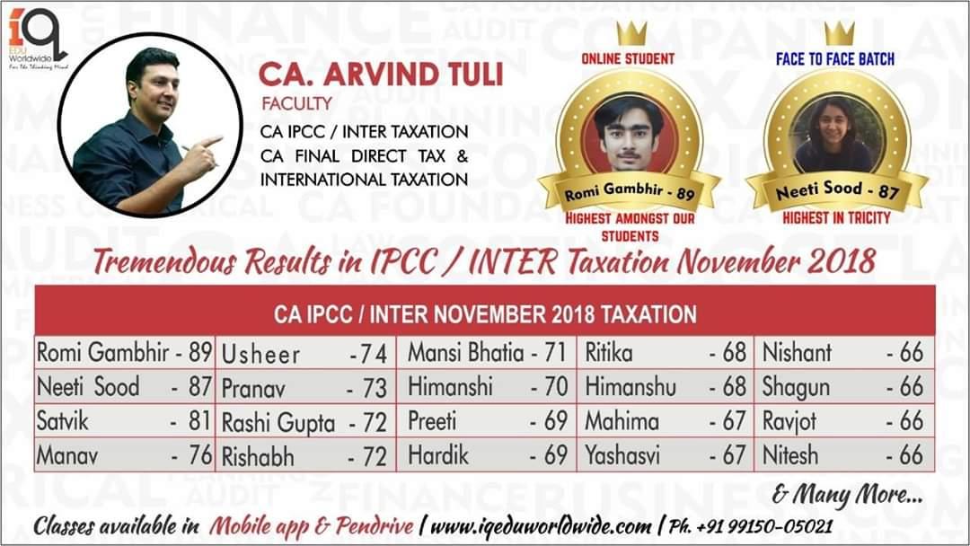 Inter Tax Nov 2018