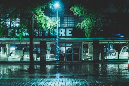 Furniture - Memphis Night Photography