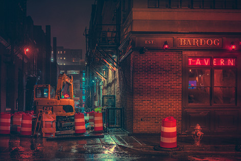 Tavern - Memphis Tennessee Photography