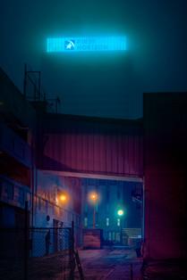 Dystopian Reality - Memphis Photography