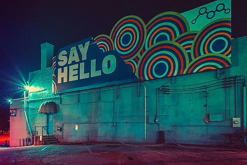 Hello! - Memphis Photography