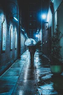 Memphis Photography at Night