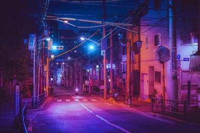 Replicant - Tokyo Street Photography