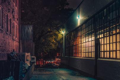Moody Night - Memphis Photography
