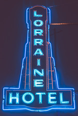 Lorraine Motel - Memphis Photography