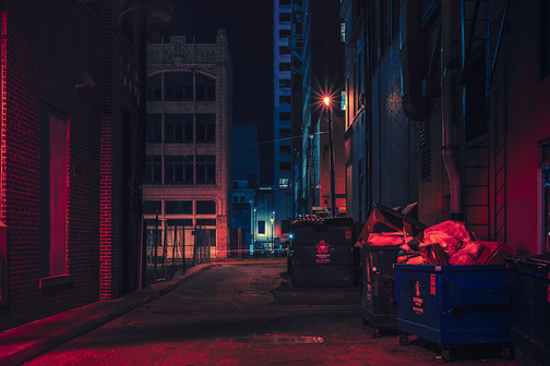 Giallo Scene - Memphis Photography