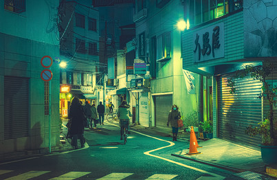 We Come One - Tokyo Street Photography