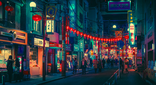 Celebration - Japan Street Photography