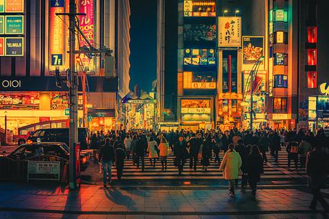 Neo Tokyo VIII - Tokyo Street Photography