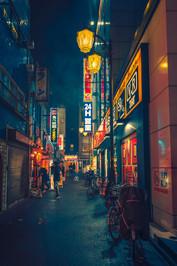 Surreal Fantasy - Tokyo Street Photography