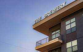 Brewery Apartments 1 - Memphis TN - Real Estate Photography