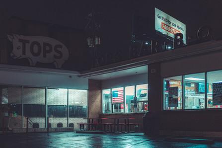 Tops Memphis Night Photography