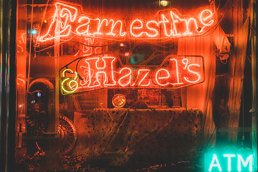 Earnestine and Hazel's - Memphis Photography
